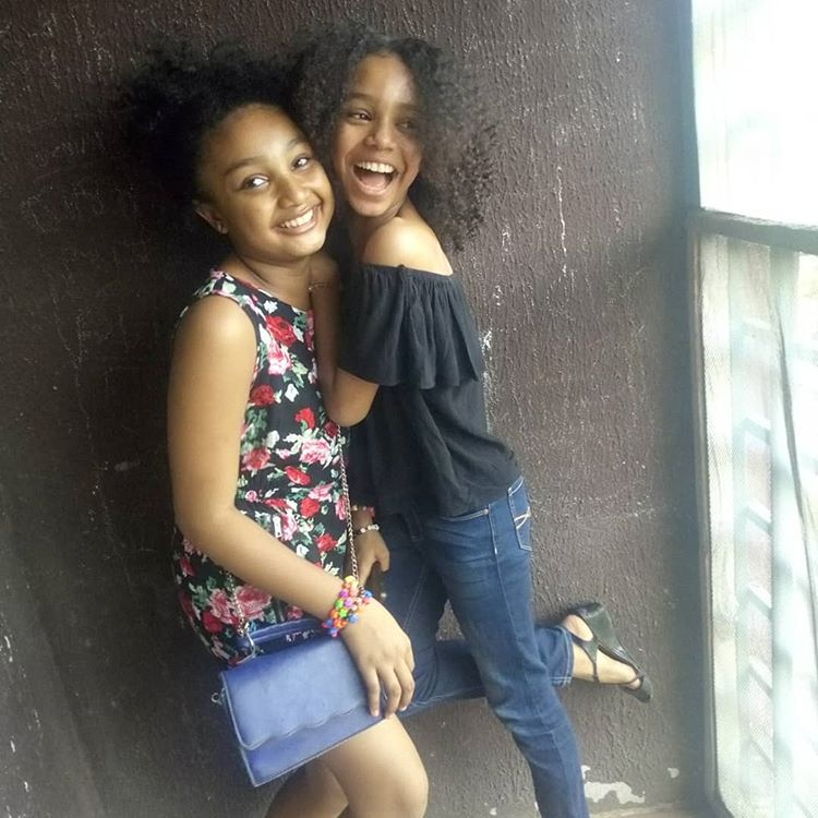 The Oguike Sisters, Chisom, Chidinma And Chinenye