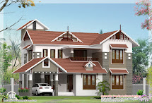 4 Bedroom House Plans Kerala Style