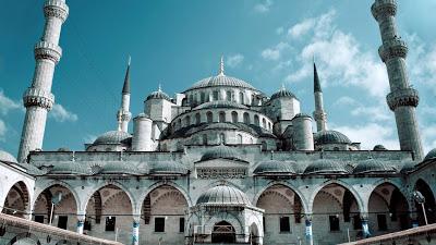 ابداع المعماري في الحضارة الإسلامية القديمه