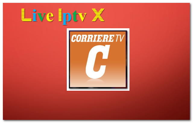 Corriere TV news and weather Addon
