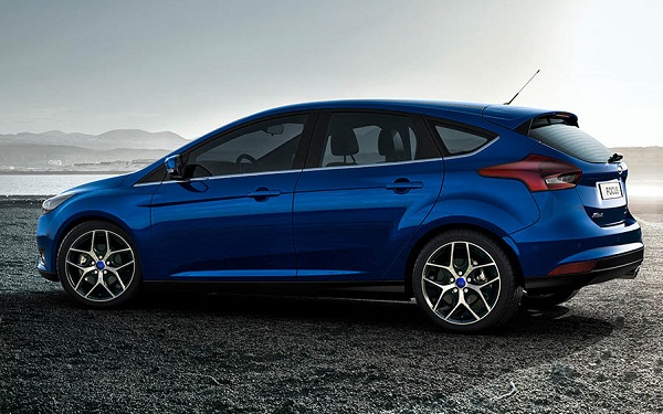 Ford Focus 3 2018
