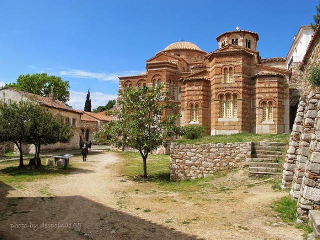 """Η """"Αγιά Σοφιά"""" της Ελλάδας που κλείνει 1000 χρόνια ζωής"""