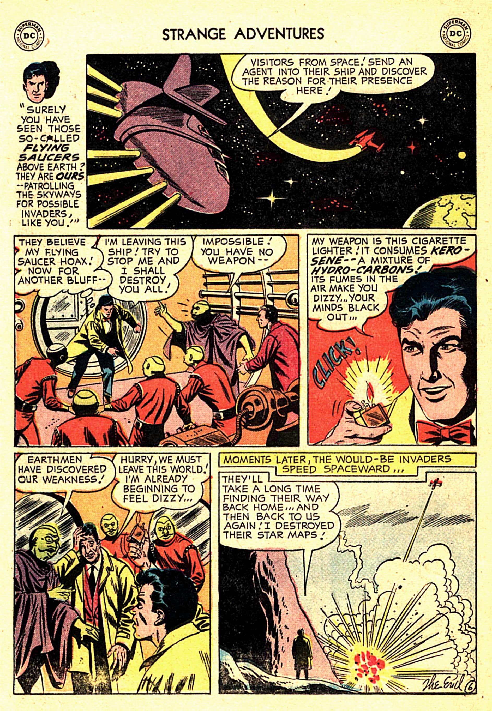 Strange Adventures (1950) issue 66 - Page 16