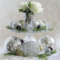 Decoração de Natal: Arranjos Natalinos para decorar qualquer canto da casa