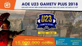 Cháy hết mình cùng giải đấu AoE online đầu tiên cho lứa tuổi U23 tại đấu trường GameTV Plus