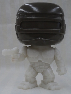 First Look: RoboCop Pop! Movies Vinyl Figure Prototype by Funko
