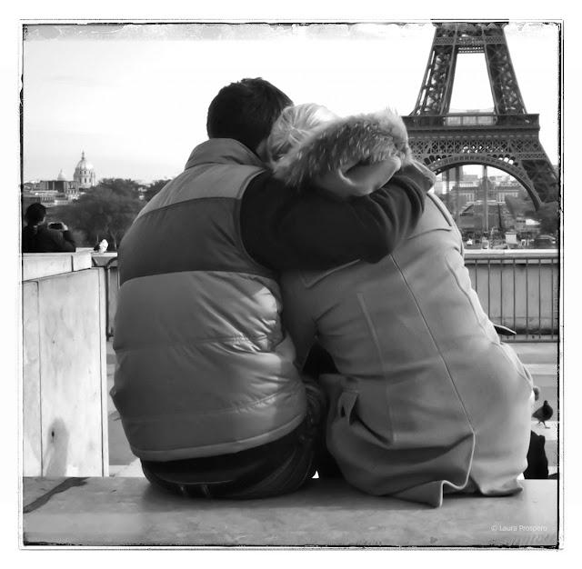 casal em Paris © Laura Prospero