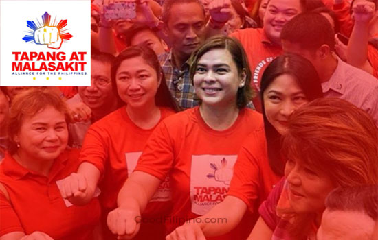 Presidential Daugther Inday Sara Duterte's Newest Alliance