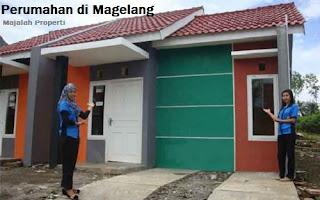 Perumahan Murah di Magelang, perumahan subsidi pemerintah