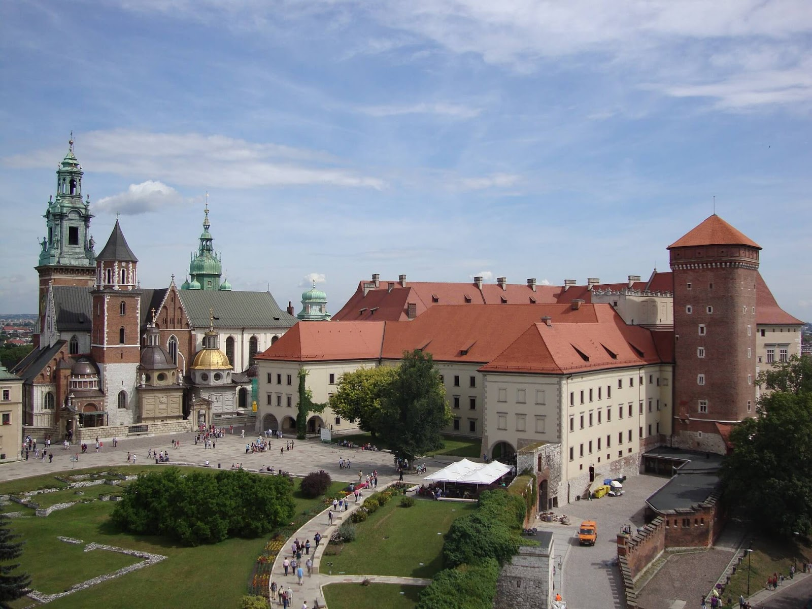 krakow_Poland_castle