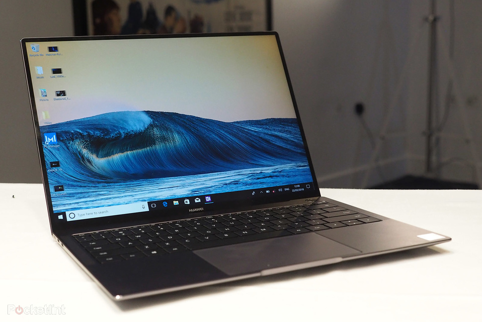 Huawei's laptop removed from Microsoft store: Report