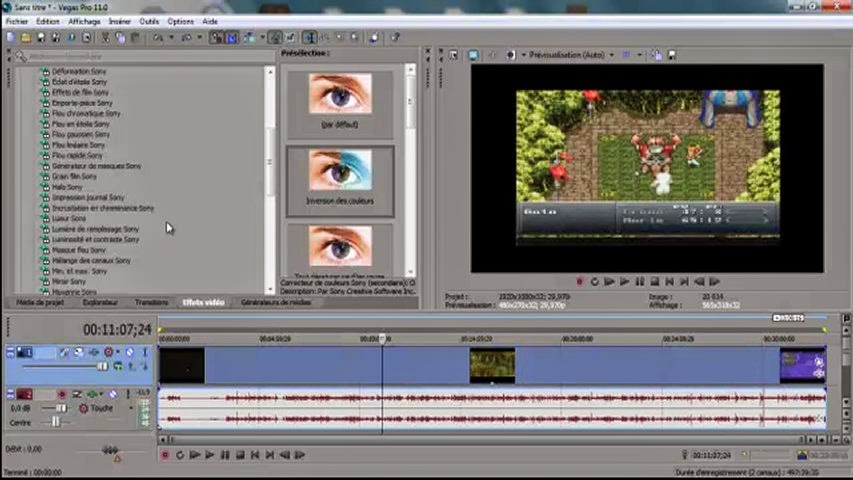 Free Download Sony Vegas Pro 11 (x84/x64 Bit) Full Patch