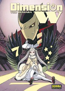 """Reseña de """"Dimension W #7 de Yûji Iwahara""""- Norma Editorial"""