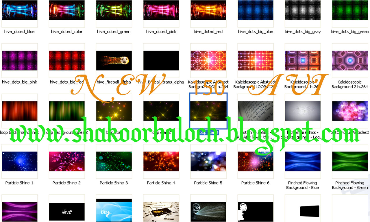 Free motion backgrounds software download