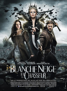 snow white and the huntsman poster frances 17abril2012 Download   Branca de Neve e o Caçador (2012)