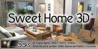 Tata Ruang Sweet Home 3D