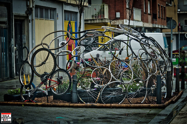 arte bici salamanca 30díasenbici 30db