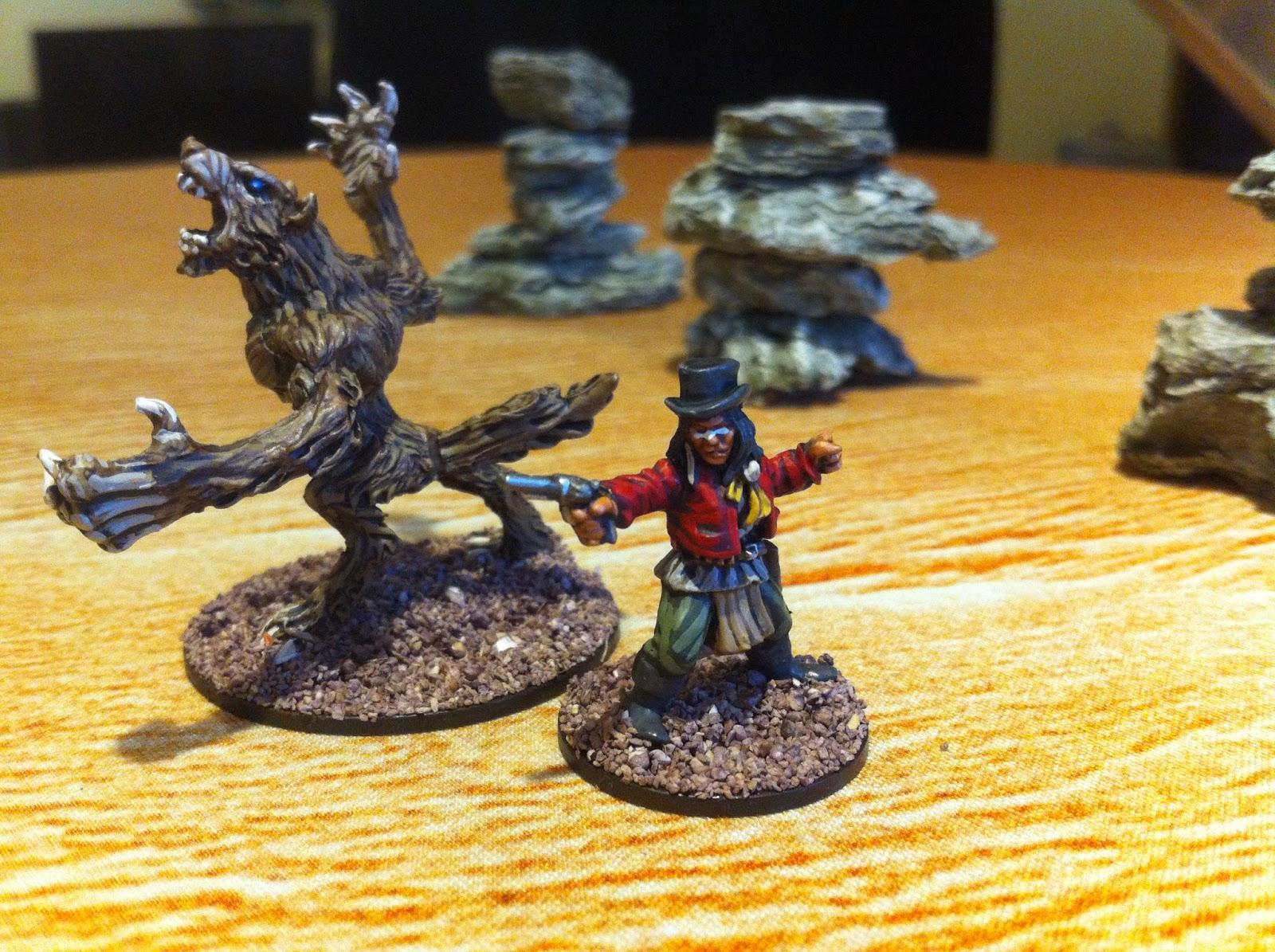 The Lead Mountaineer: Skinwalker Tribes- Apache!