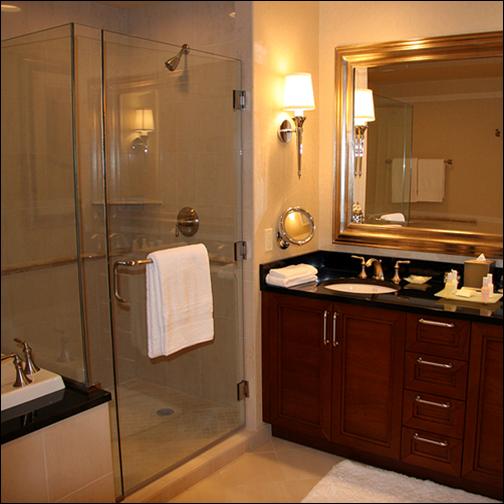Transitional Painting Ideas: Transitional Bathroom Design Ideas