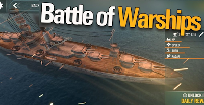 Battle Of Warship v1.64.3 Apk+Data Obb For Android