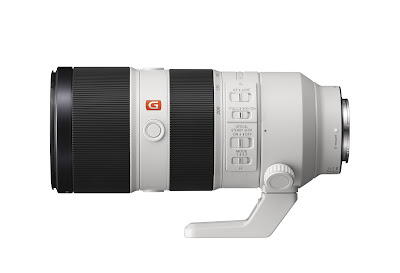 FE 70-200mm F2.8 GM OSS Telephoto Zoom lens, Model SEL70200GM