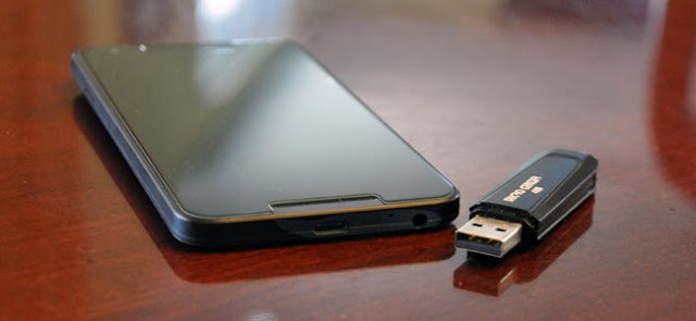how to use pendrive for android devices