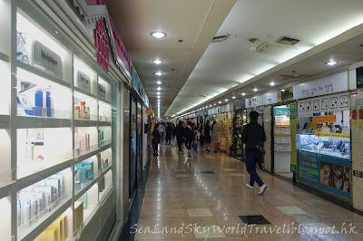 釜山西面地下街