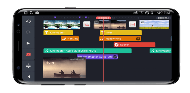 KineMaster Pro + Mod APK For Android [Unlocked 2020] - KineMaster Pro Mod APK (v4.15.9) Download
