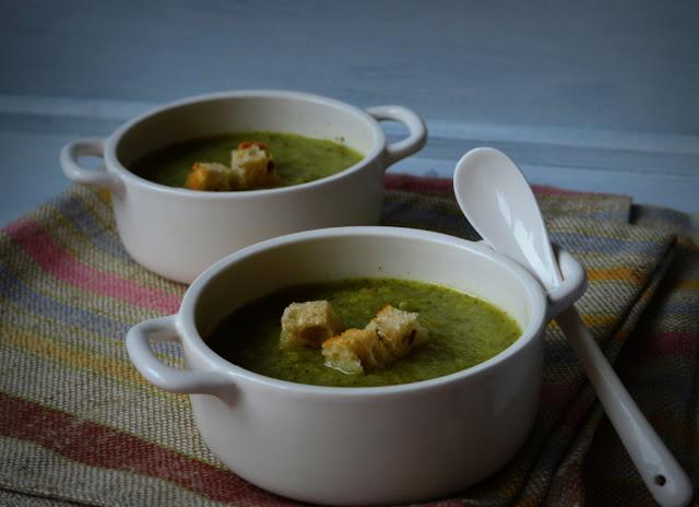 zupa-broku%25C5%2582owa Krem brokułowy z awokado