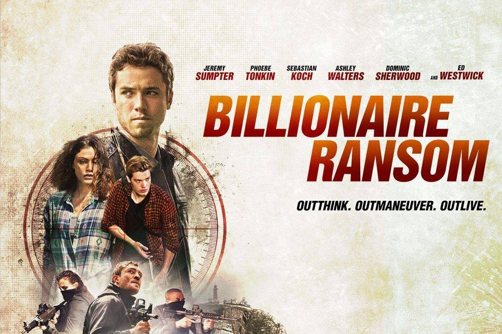 the movie sleuth new to vod billionaire ransom take down 2016 reviewed. Black Bedroom Furniture Sets. Home Design Ideas