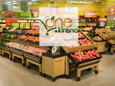 one-kirana-Online grocery shopping-delhi-ncr-400x300