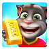 Download Talking Tom Gold Run APK v1.7.4.850 Mod (Infinite Gold Bars) New Version