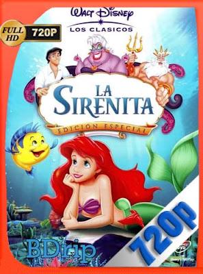 la Sirenita 1 (1989) HD BDRIP[720P] Latino [GoogleDrive] DizonHD