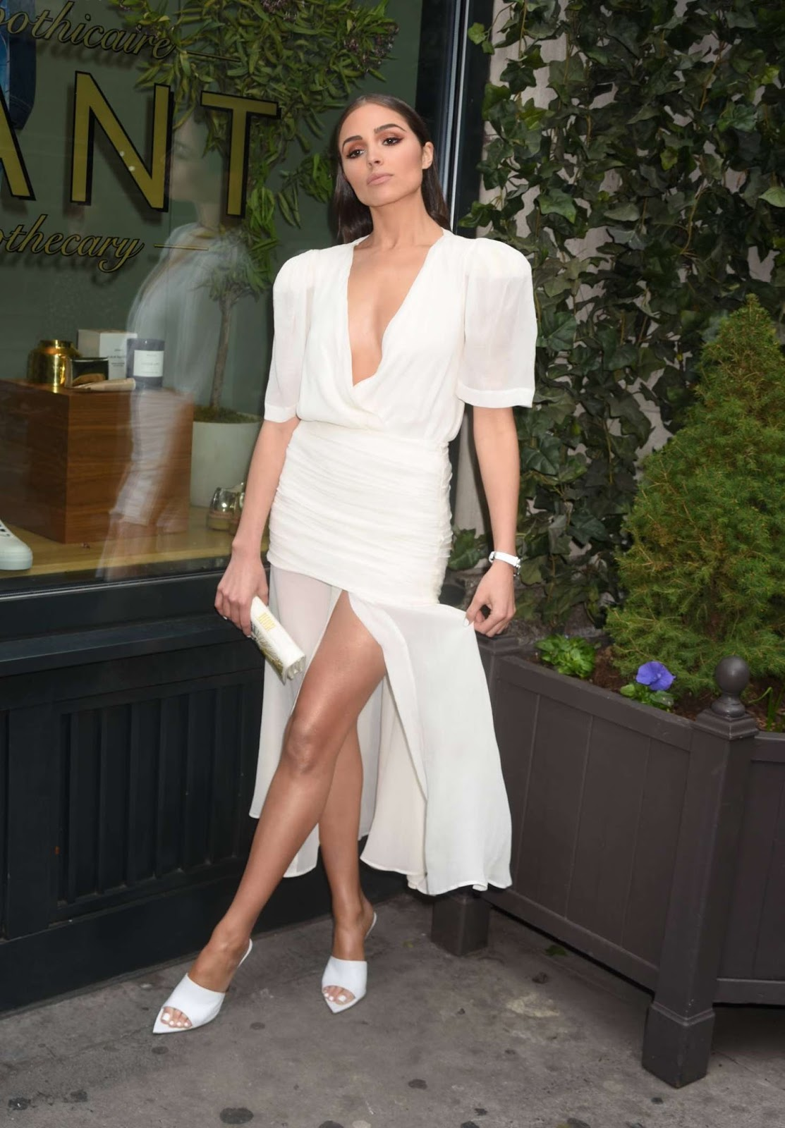 Olivia Culpo – Hosts the TIMEX 2018 Women's Collection Launch in NYC