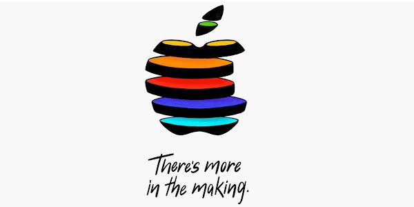 Apple announces October 30 event