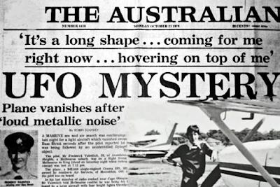 UFO Mystery (Frederick Valentich) The Australian 10-21-1978