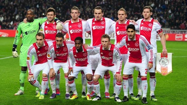 Hollanda Ligi Şampiyonları Ajax - Kurgu Gücü