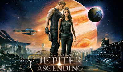 Reseña de película : Jupiter Ascending