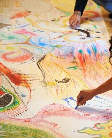 Terapia com arte