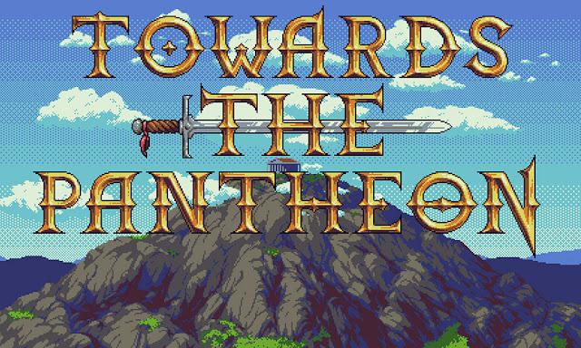 Apesar de pecar no básico, Towards the Pantheon é um bom RPG