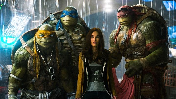 Черепашки-ниндзя, Черепашки-ниндзя 2, Teenage Mutant Ninja Turtles, Teenage Mutant Ninja Turtles: Out of the Shadows, TMNT, фильм, комиксы