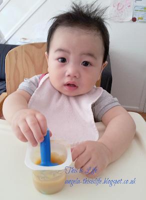 MAM baby, baby cutlery, baby feeding