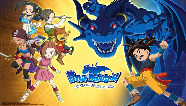 Download Blue Dragon Subtitle Indonesia