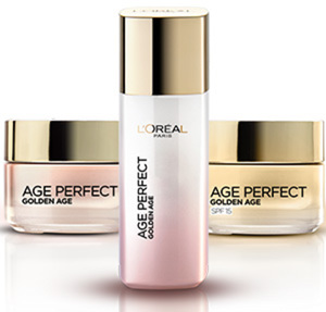 Loreal Age Perfect Golden Age Products - Beauty - motherdistracted.co.uk