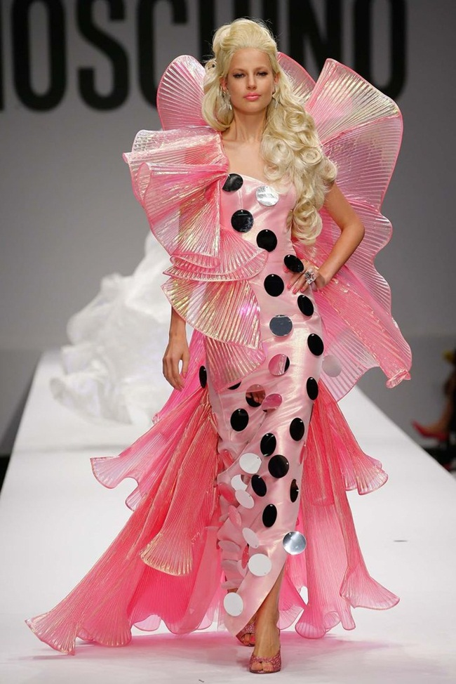 2014~ 2016 Moschino  by Jeremy Scott  Collection Review -4