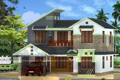 5 Bhk Menage Blueprint Inward 2000 Sq-Ft