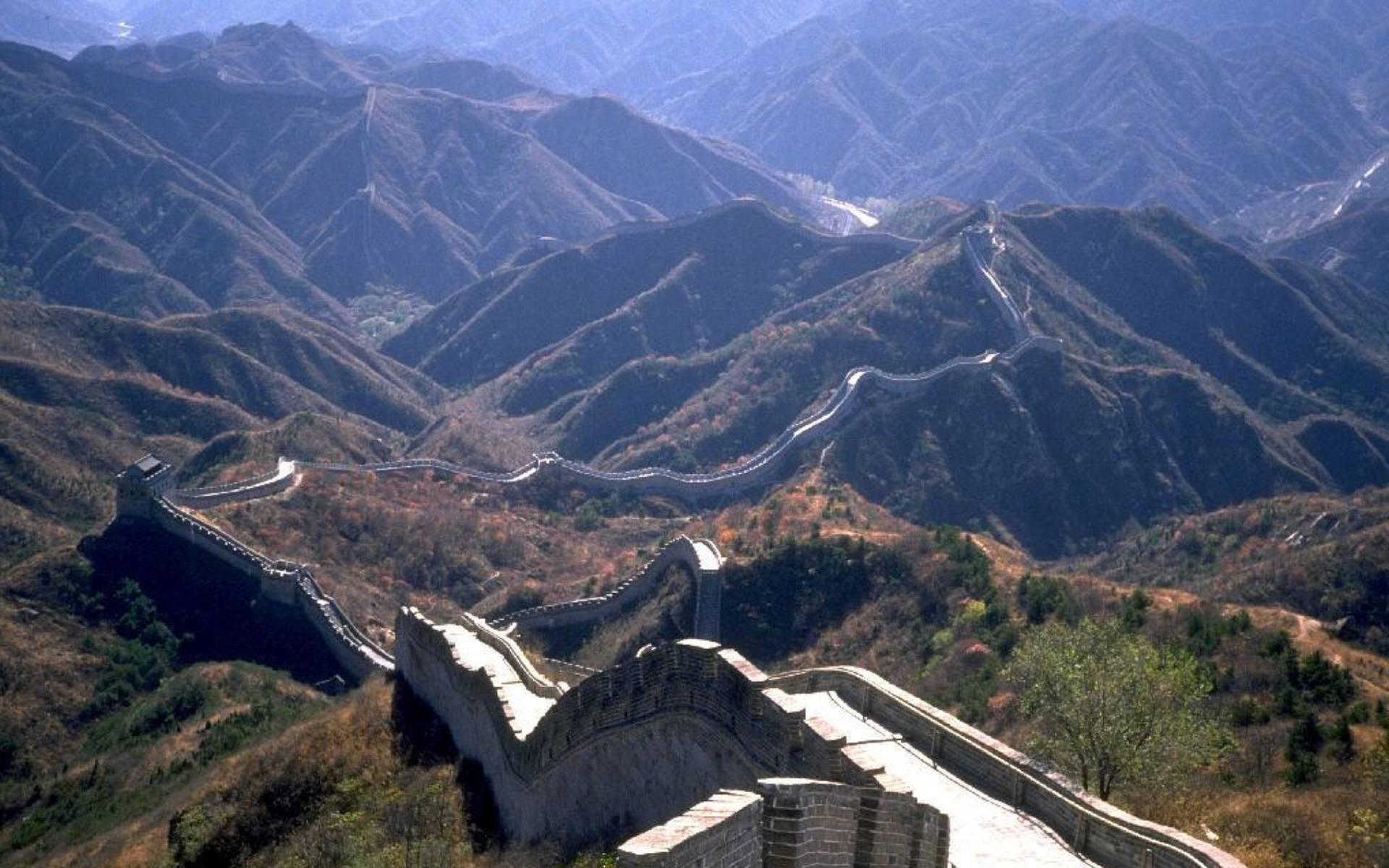 Great Wall of China Wa... Emma Stone