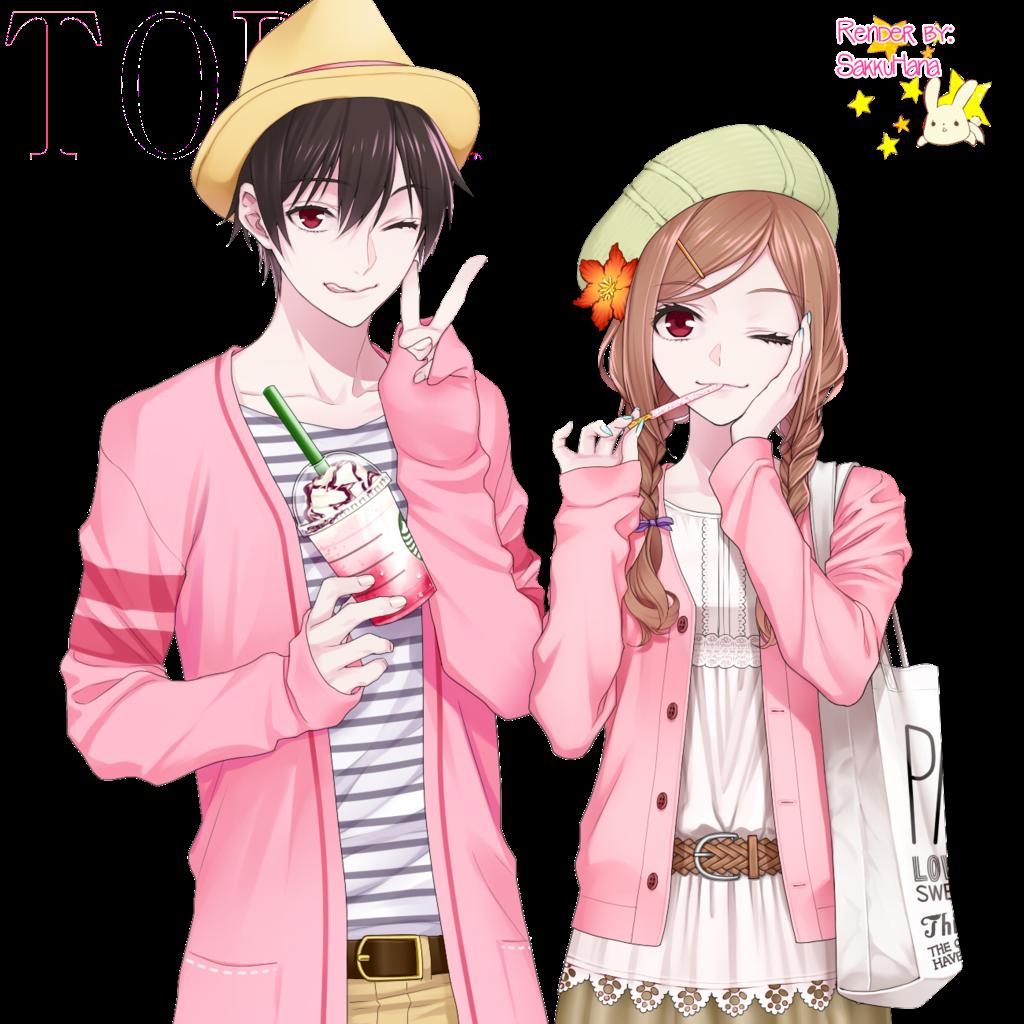 Top 10 anime couple terbaru