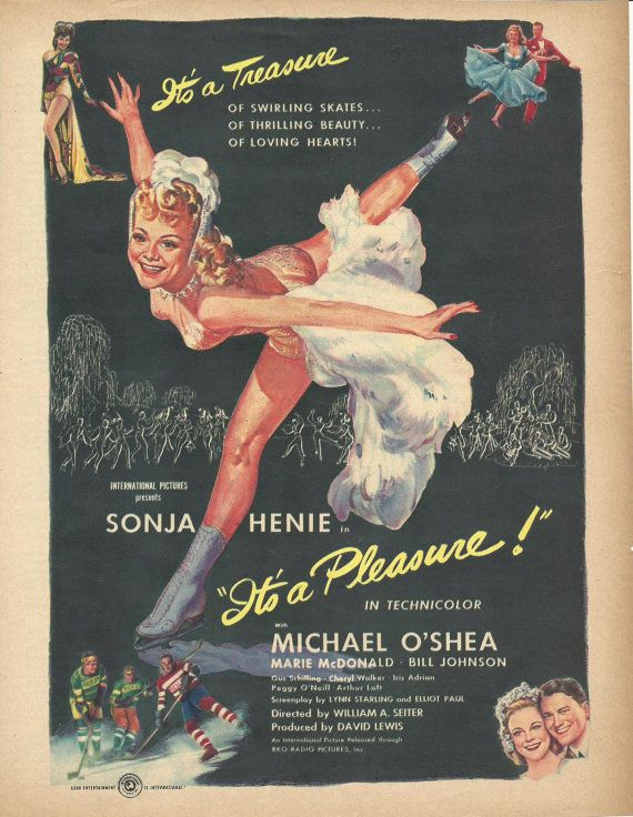 It's a Pleasure [1945] [DVDR] [NTSC] [Subtitulado]