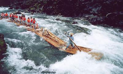 rafting de jangada japonesa
